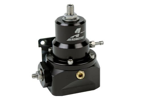 Aeromotive - AEI13214 - Double-Adjustable Bypass, 2-Port Regulator