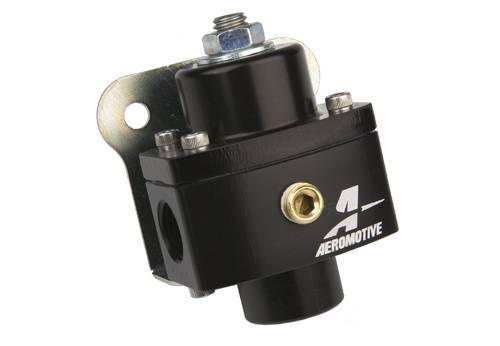 """Aeromotive - AEI13215 - Marine Carbureted Adjustable Regulator 3/8"""" NPT"""