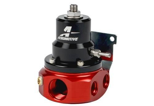 Aeromotive - AEI13224 - A1000, 4-Port Carbureted Bypass Regulator