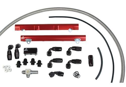 Aeromotive - AEI14122 - 98 1/2-04 4.6L DOHC Cobra Fuel Rail System