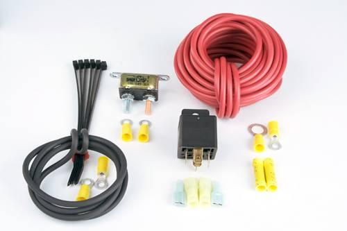 Aeromotive - AEI16301 - 30 Amp Fuel Pump Wiring Kit