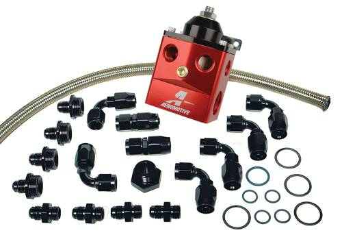 Aeromotive - AEI17121 - 13203 Regulator Kit