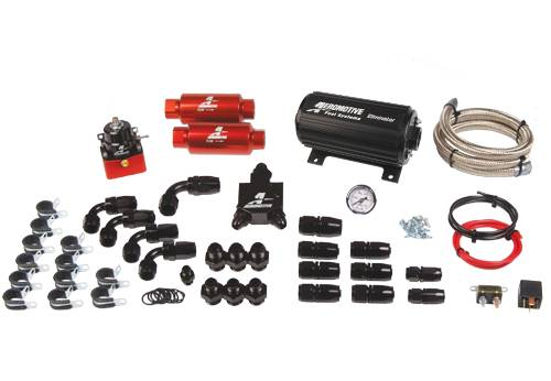 Aeromotive - AEI17126 - Eliminator EFI Fuel System