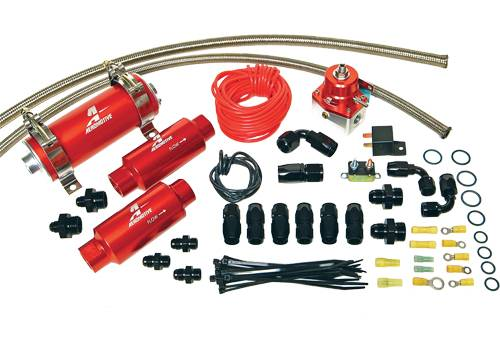 Aeromotive - AEI17136 - 700 HP EFI Fuel System
