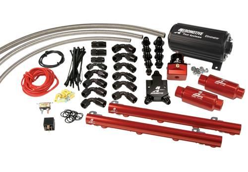 Aeromotive - AEI17142 - 96-04 4.6L SOHC GT Eliminator Fuel System