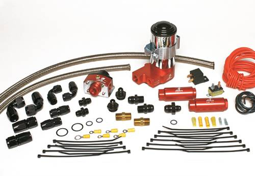 Aeromotive - AEI17201 - Ss Carbureted Fuel System