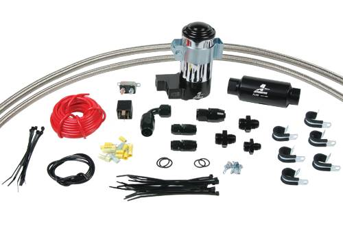 Aeromotive - AEI17245 - H/O Carbureted Fuel Pump Kit