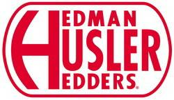 Hedman Hedders - Husler Hedders Husler Hedders Nostalgia Top Fuel Dragster Header 66741