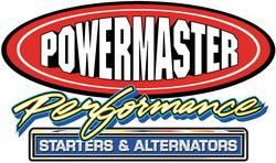 Powermaster - Powermaster Alternator 8-37106