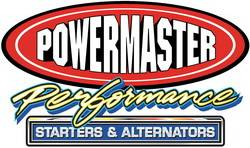 Powermaster - Powermaster Smooth Look Alternator 8006