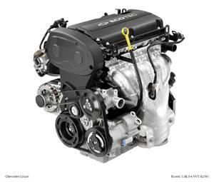GM (General Motors) - 55580538 - NEW GM 2011-2012 1.8 LITER ECOTEC, 4-CYLINDER, 110 C.I.D.,  ENGINE