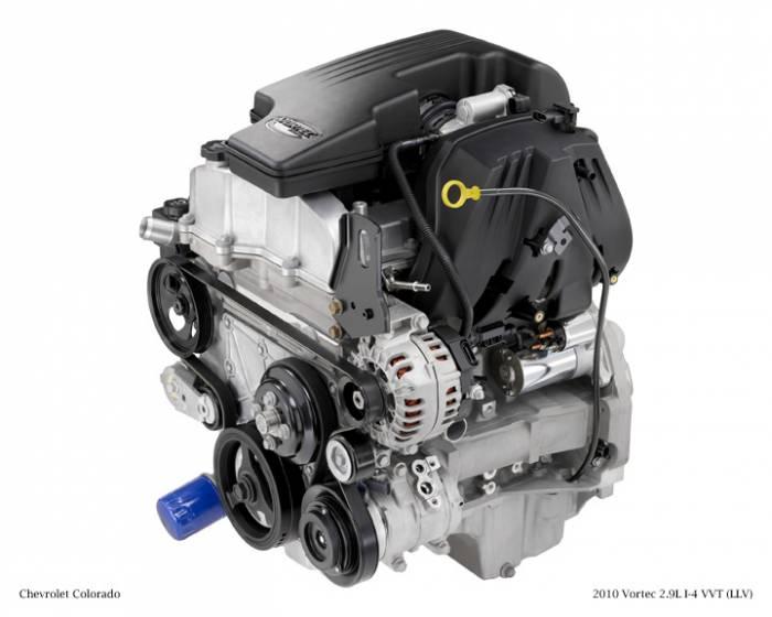 GM (General Motors) - 19169323 - NEW GM 2007-2010 2.9L, 178 CID, Inline 4 Cylinder Engine
