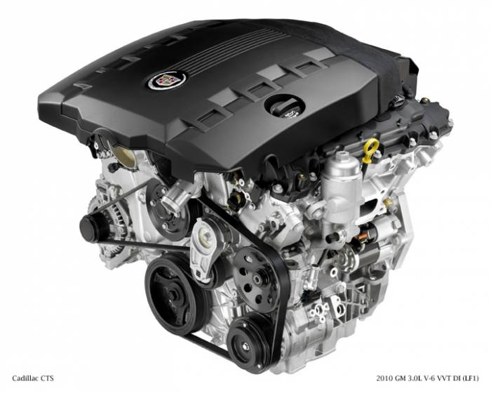 GM (General Motors) - 12649996 - New GM 2010 3.0L, 173 CID, 6 Cylinder Engine