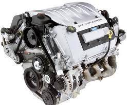 GM (General Motors) - 12458124 - NEW GM 2000 - 2002 3.5L, 214 CID, 6 Cylinder Engine