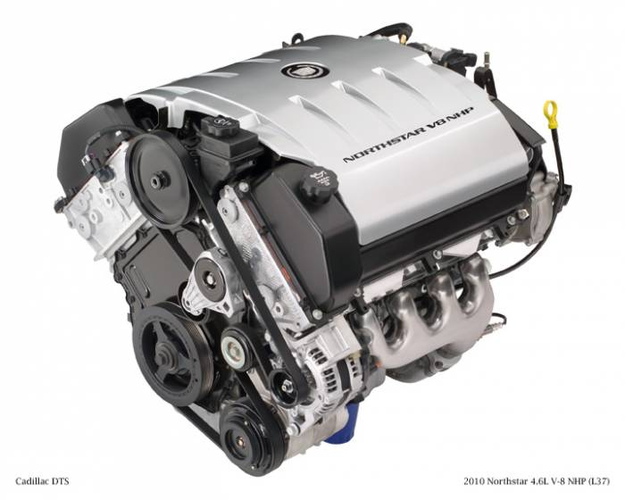 GM (General Motors) - 88984253 - NEW GM 2003 4.6L, 281 CID, 8 Cylinder Engine