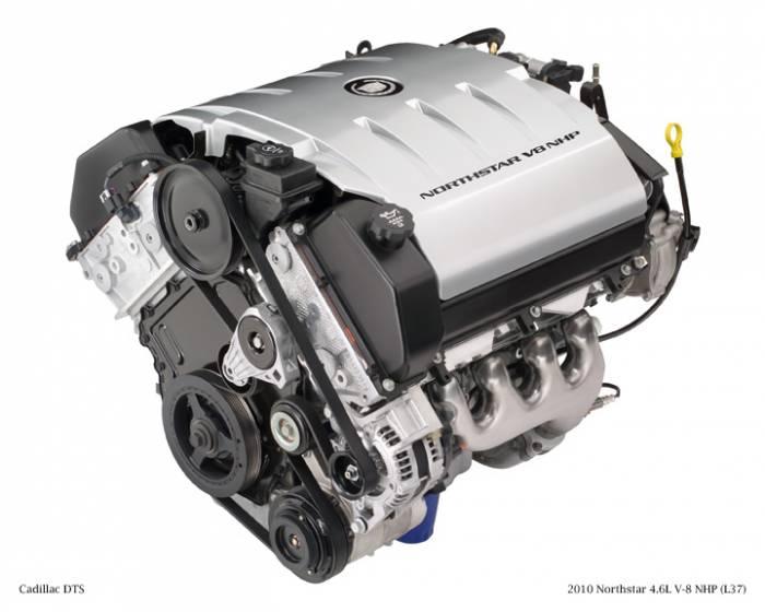 GM (General Motors) - 88984253 - New Gm 2003 4.6L, 281 Cid, 8 Cylinder Engine