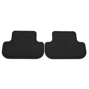 GM (General Motors) - 22781772 - 2010-14 Chevy Camaro Production Rear Floor Mats, Black