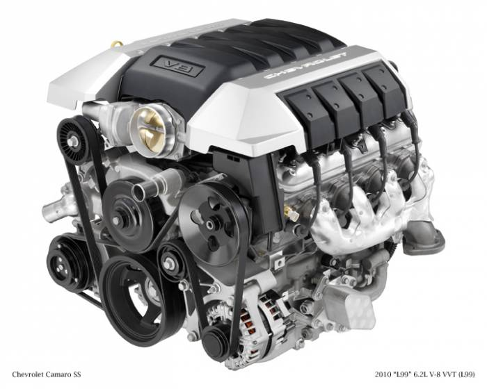 GM (General Motors) - 12631106 - New GM 2010 - 2012 6.2L, 379 CID, 8 Cylinder Engine