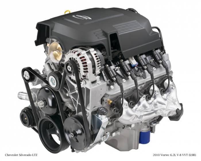 GM (General Motors) - 19210971 - New GM 2009 - 2012 6.2L, 379 CID, 8 Cylinder Engine