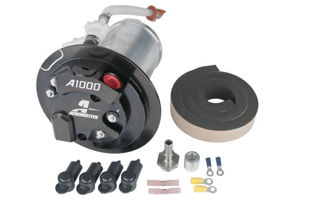 Aeromotive - AEI18673 - A1000 Camaro Stealth Fuel Pump Kit