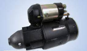 "GM (General Motors) - 1876552 - GM  A/C Delco Heavy-Duty Remanufactered Starter fits Chevy 14"" flywheel"