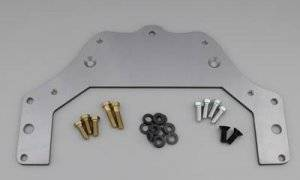 Hughes Performance - HPHP6294 - Hughes Performance - Adapter Plate For Saturn 4 Cylinder Engine To GM Transmission   -  Aluminum Powerglide