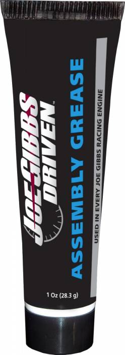 Joe Gibbs Driven Racing Oil - JGD-00732 - Joe Gibbs Assembly Lube - 1 oz. Tube