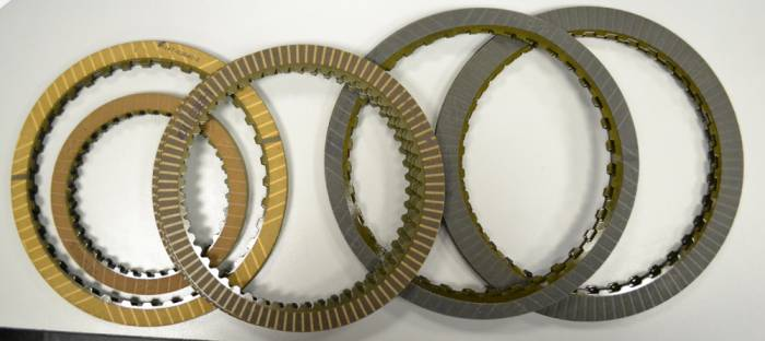 GM (General Motors) - 24248008 - 6L80e Fiber Clutch Plate Kit