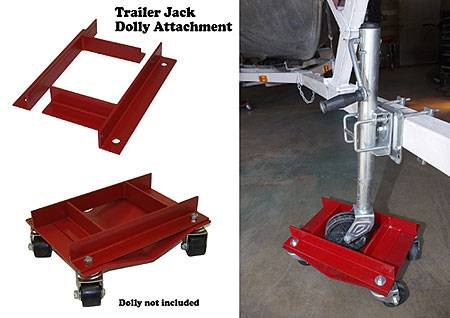Autodolly - M998086 - Auto Dolly Trailer Jack Attachment
