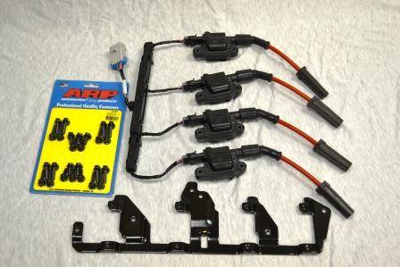 PACE Performance - GMP-12611424-SS - GM LS Complete Coil Kit with SS Fasteners