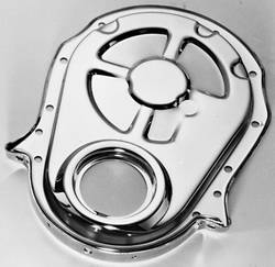 Proform - 66153 - Timing Chain Cover - Big Block Chevy, 10 bolt