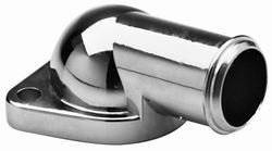 Proform - 66212 - Chrome Water Neck - Pontiac V8 64-81