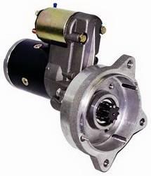 Proform - 66271 - High-Torque 11:1 Compression Starter - Ford S/B & B/B V8, 221-351 S/B V8 with Standard Trans