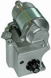 Proform - 67052 - High-Compression Racing Starter - Chevy S/B and B/B, Staggered Mount with 168 Tooth Flywheel