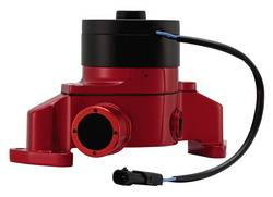 Proform - 68220R - Electric Water Pump - Ford Small Block, Red Die-Cast Aluminum
