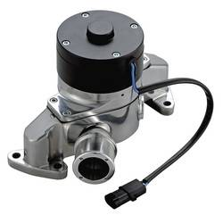 Proform - 68220P - Electric Water Pump - Ford Small Block, Polished Die-Cast Aluminum