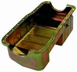 Proform - 68050 - Street And Strip Oil Pan - 7 Quart Ford Small Block
