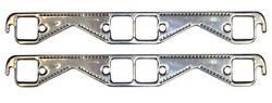 Proform - 67932 - Ford Small Block Aluminum Conforming Header Gasket - Round Port