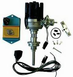 Proform - 66991 - Chrysler 273-318-340-360 Electronic Conversion Distributor Kit