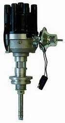 Proform - 66992 - Chrysler 361-383-400 Electronic Distributor with Vacuum Advance