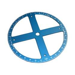 "Proform - 67490 - 16"" Aluminum Engine Degree Wheel"