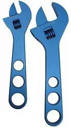 Proform - 67729 - Adjustable Aluminum AN Hex Wrench Set - 3AN-8AN and 10AN-20AN