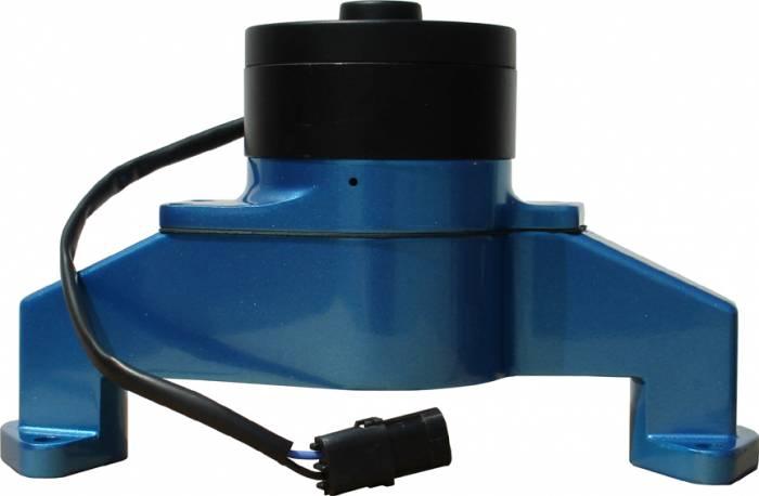 Proform - 68230B - Electric Water Pump - BBC, Blue Die-Cast Aluminum