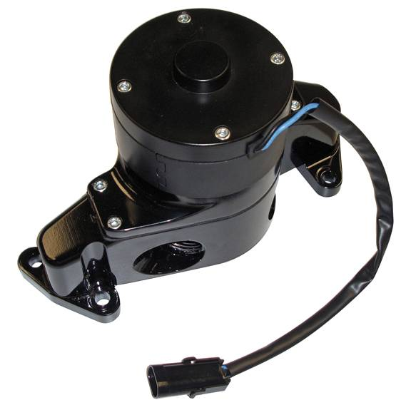 Proform - 68220BK - Electric Water Pump - Ford Small Block, Black Die-Cast Aluminum