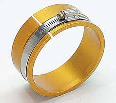 "Proform - 66767 - Adjustable Piston Ring Compressor - 4.125"" - 4.205"", Gold"