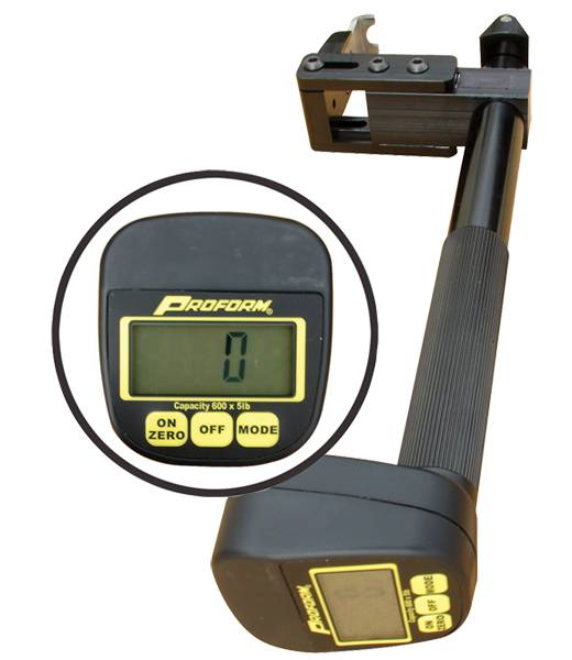 Proform - 67601 - Adjustable Digital Valve Spring Pressure Tester