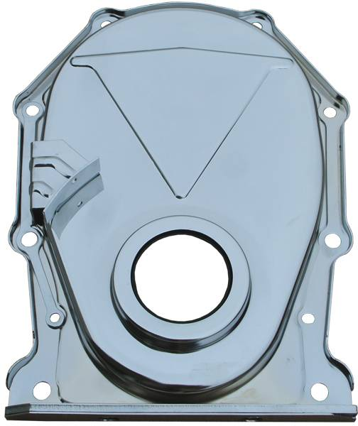 Proform - 66193 - Chrysler Big Block Timing Chain Cover - Chrome