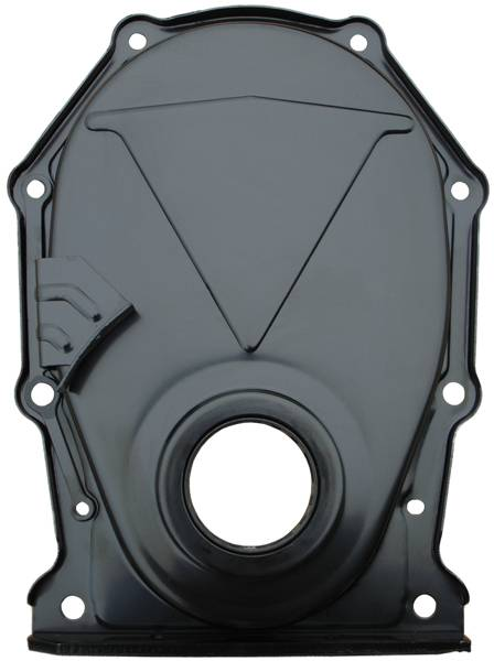 Proform - 66194 - Chrysler Big Block Timing Chain Cover - Black