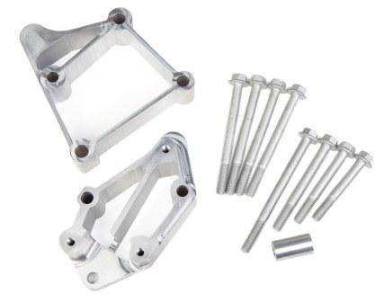 Holley Performance - HLY21-3 Spacer Kit (10-up Camaro & Truck Style) for use with Holley LS Serp Bracket Kits
