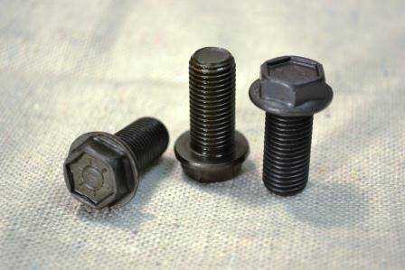GM (General Motors) - 12337973 - Flywheel Bolt , Manual Transmission  86' And Newer SBC,65'-99' BBC